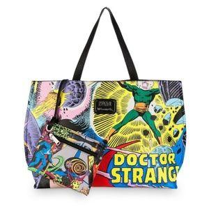 Loungefly Marvel Doctor Strange shoulder bag NWT